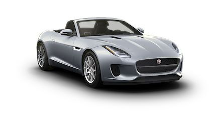F-TYPE P300 RWD Automatic Convertible