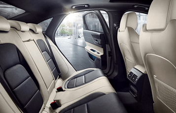 Sophisticated, Premium Interior