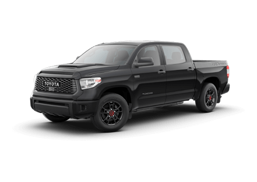 2019 Tundra TRD Pro 4WD CrewMax w/ 5.5ft Bed Flex Fuel