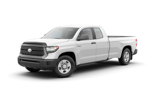2019 Tundra SR 2WD Double Cab w/ 8.1ft Bed