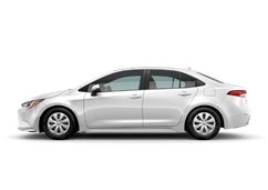New Toyota Corolla at Decatur