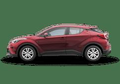 New Toyota C-HR at Decatur