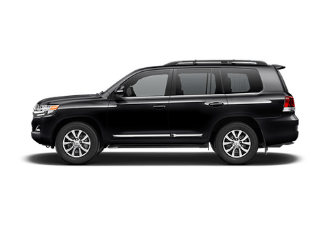New Toyota Land Cruiser in Delray Beach