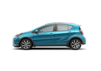 New Toyota Prius c at Seaford