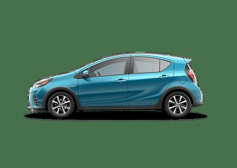 New Toyota Prius c in Pasadena