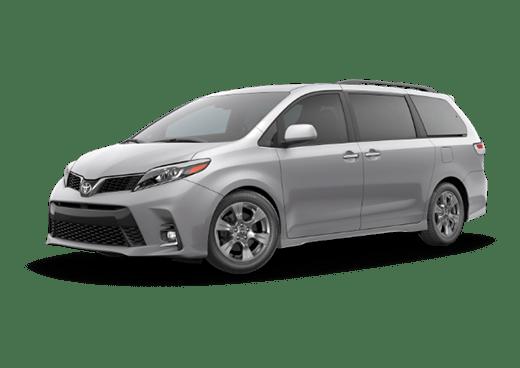 2019 Sienna SE Premium AWD 7-Passenger