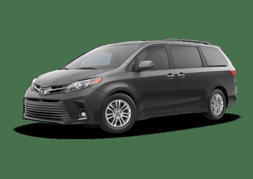 2019 Sienna XLE Premium FWD 8-Passenger