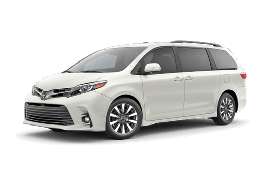 2019 Sienna Limited Premium FWD 7-Passenger