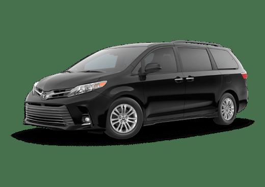 2019 Sienna XLE FWD 8-Passenger