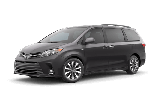 2019 Sienna XLE Premium AWD 7-Passenger