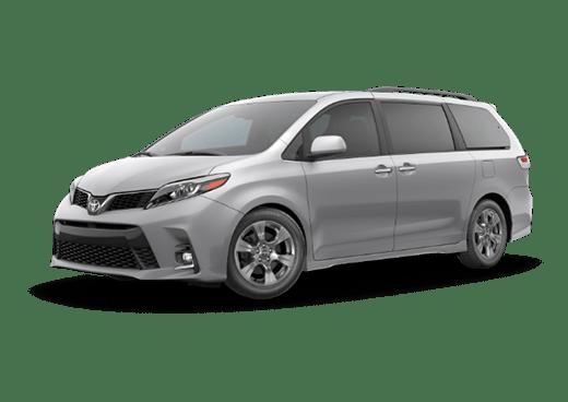2019 Sienna SE AWD 7-Passenger