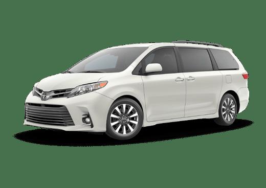 2019 Sienna XLE AWD 7-Passenger