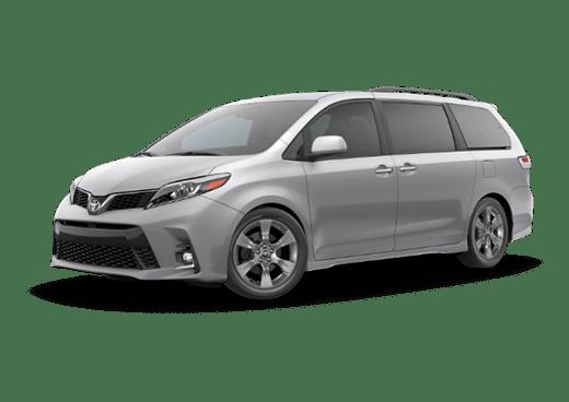 2019 Sienna SE Premium FWD 8-Passenger