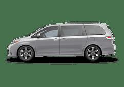 New Toyota Sienna at Decatur