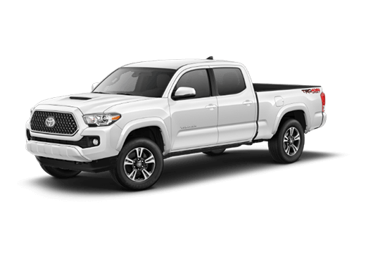 Tacoma TRD Sport 4WD Double Cab w/ 5ft Bed 6-Speed Manual
