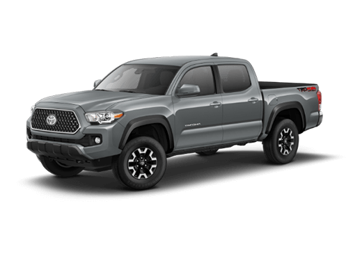 Tacoma TRD Off Road 4WD Double Cab w/ 5ft Bed 6-Speed Manual