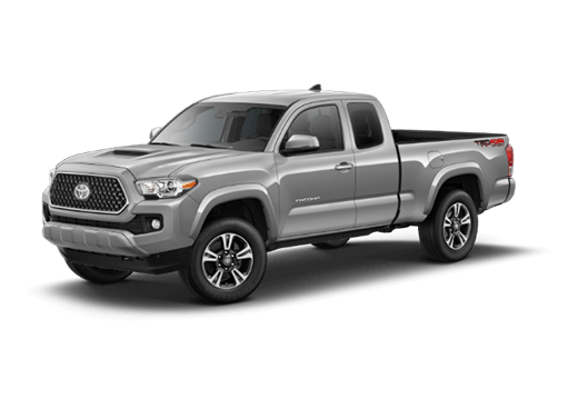Tacoma TRD Sport 4WD Access Cab w/ 6ft Bed 6-Speed Manual