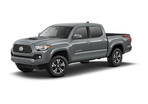Tacoma TRD Sport 4WD Double Cab w/ 5ft Bed 6-Speed Auto
