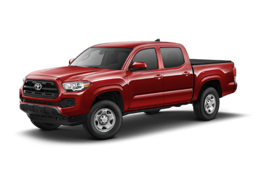 Tacoma SR 2WD Double Cab w/ 5ft Bed