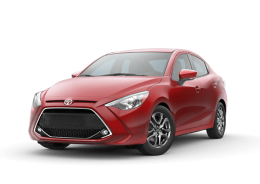 Yaris LE 6-Speed Automatic