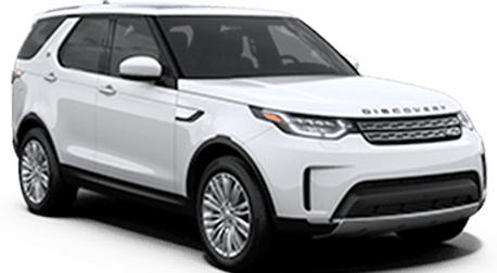 New Land Rover Discovery in San Francisco