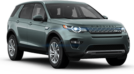 New Land Rover Discovery Sport in San Francisco