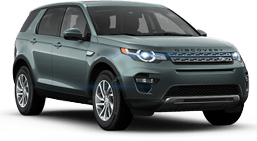 New Land Rover Discovery Sport near Redwood City