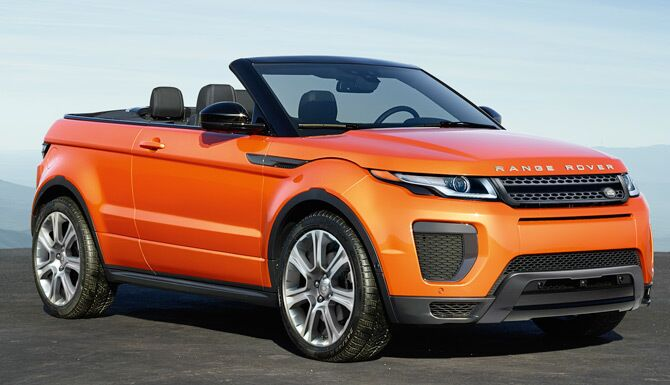 Range Rover Evoque SE Dynamic