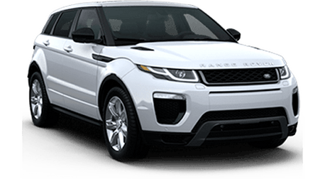 New Land Rover Range Rover Evoque in San Francisco