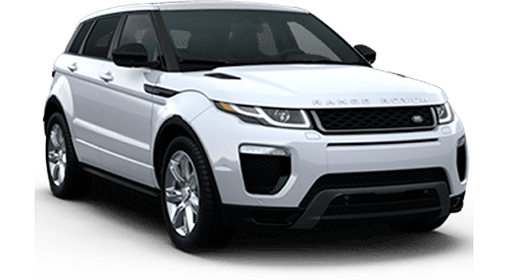 New Land Rover Range Rover Evoque near Redwood City