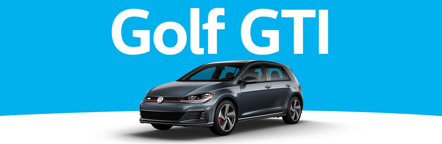 New Volkswagen Golf GTI Westborough, MA