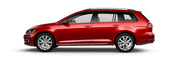 New Volkswagen Golf SportWagen at Bakersfield