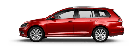 New Volkswagen Golf SportWagen in Monroeville