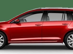 New Volkswagen Golf SportWagen in Janesville