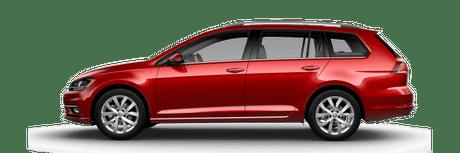 New Volkswagen Golf SportWagen in Mission
