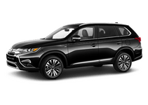 New Mitsubishi Outlander at Fairborn