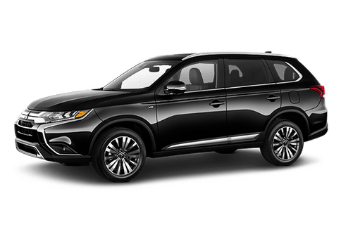 New Mitsubishi Outlander PHEV in