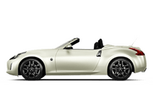 New Nissan 370Z Roadster at Eau Claire