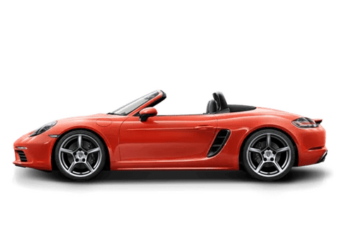 New Porsche 718 Boxster in Bakersfield
