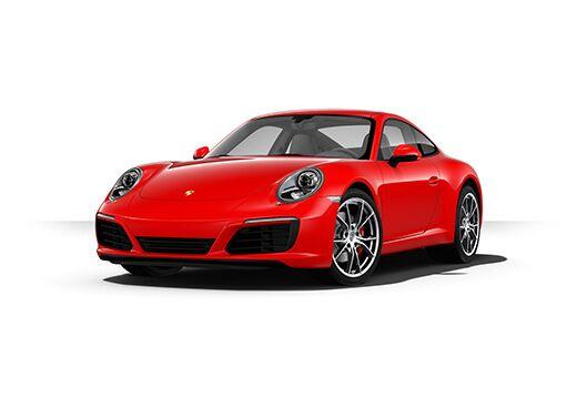 911 Carrera S