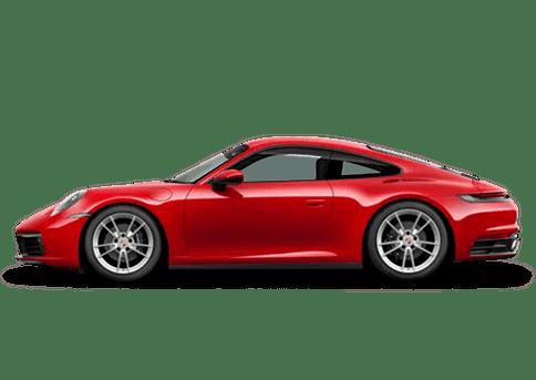 New Porsche 911 in Bakersfield