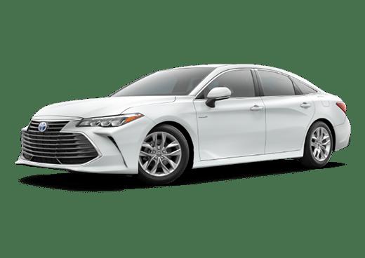 2019 Avalon Hybrid Hybrid XLE