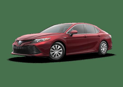 2019 Camry Hybrid Hybrid LE