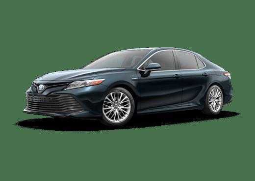 2019 Camry Hybrid Hybrid XLE