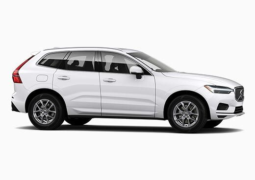 New Volvo XC60 Hybrid in Santa Fe