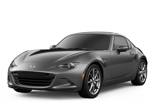 New Mazda Miata RF at Hickory
