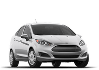 New Ford Fiesta Sedan at Kalamazoo