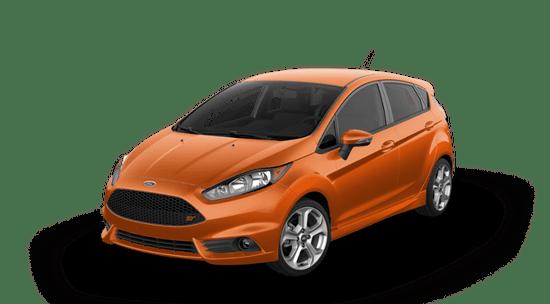 Fiesta Hatch ST