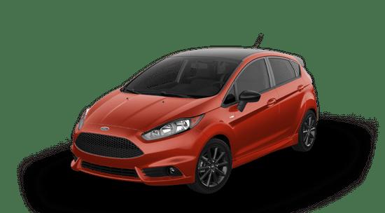 Fiesta Hatch ST-Line