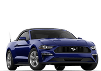 New Ford Mustang Convertible at Kalamazoo